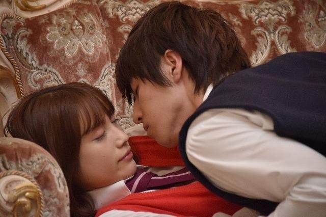 花にけだもの_kiss scene4