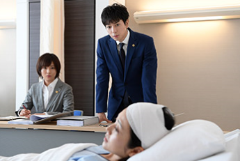 99.9(続編) シーズン2 3話 あらすじ