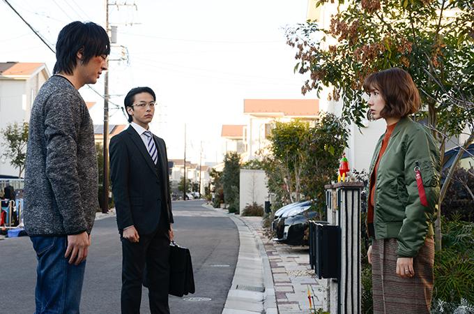 仲里依紗 井筒 塚本高史 ホリデイラブ 修羅場 1話