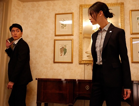 BG~身辺警護人~ 5話 訴求記事 あらすじ 菜々緒 間宮祥太朗