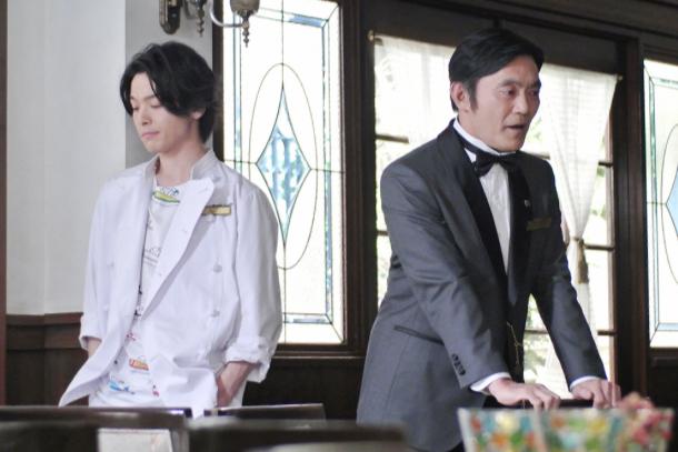 崖っぷちホテル3話1