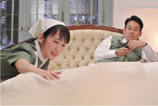崖っぷちホテル3話4