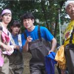 警視庁ゼロ係3第3話動画見逃し配信 池の水ぜんぶぬく、とのコラボ!