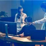 dele 3話ネタバレ 5本のバラの花言葉で依頼者の想いを伝える圭司!