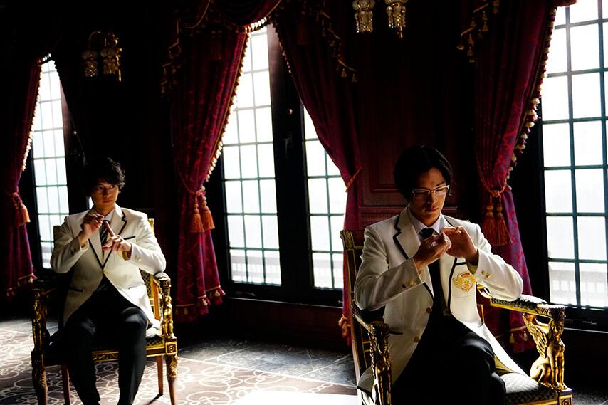 prince ofl egend 2話2