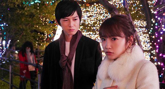「クリスマスの怪物」(主演:川栄李奈、本郷奏多)
