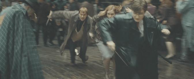 ハリー・ポッターと死の秘宝PART1