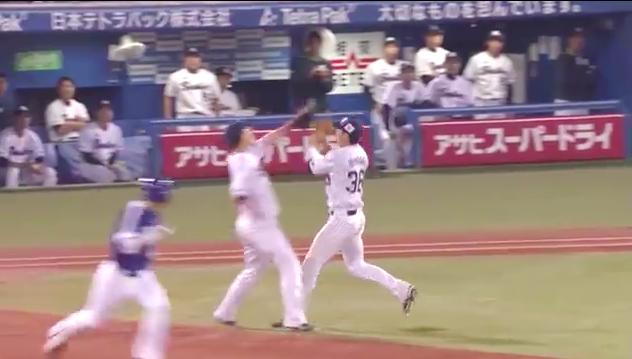 中居正広のプロ野球珍プレー好プレー大賞3