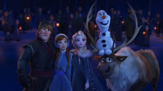 アナと雪の女王2019