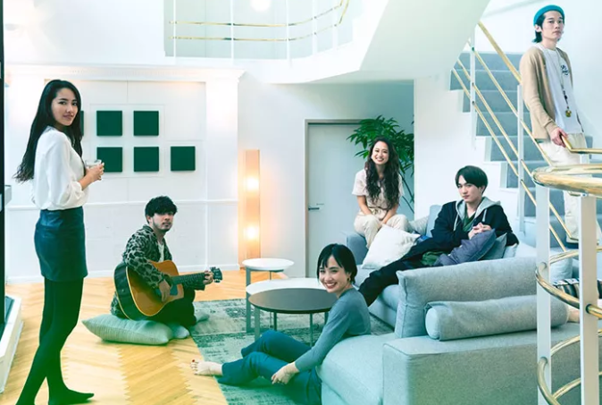 テラスハウス2019東京