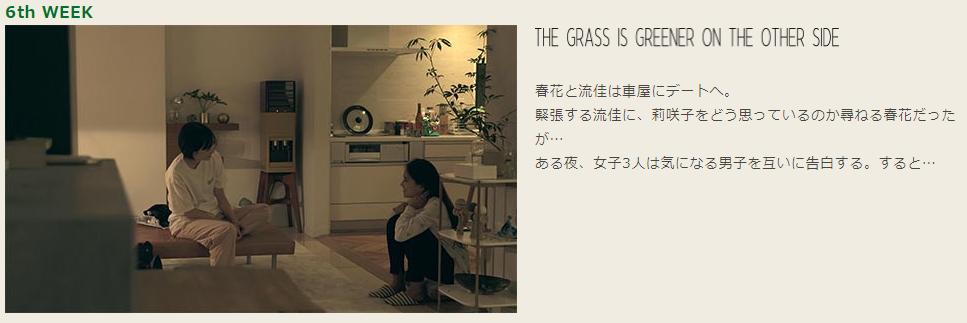 テラスハウス2019東京6話