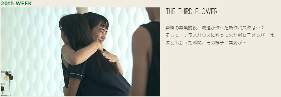 テラスハウス東京20話