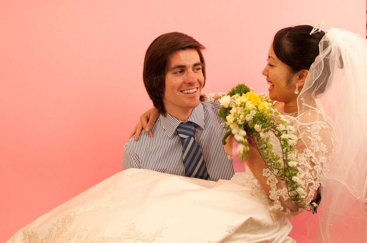 芸能人結婚