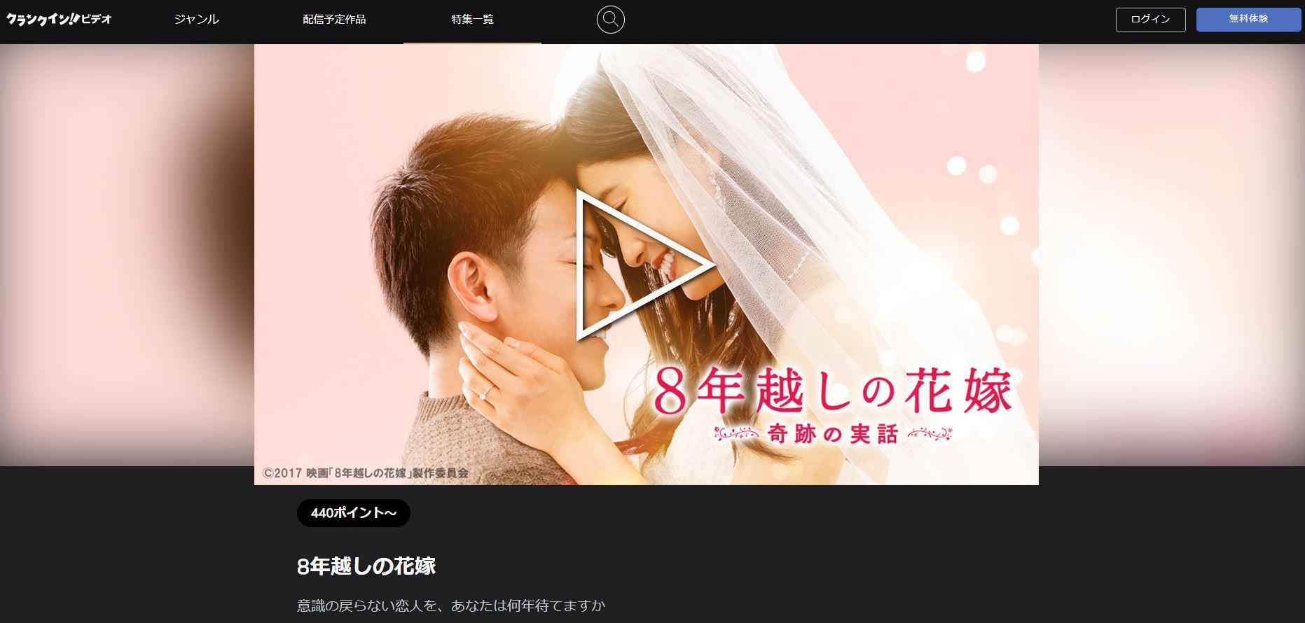 8年越しの花嫁-奇跡の実話-クランクインビデオ