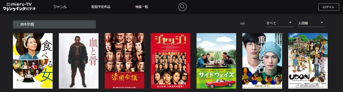 鈴木京香mieruTV