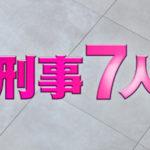 刑事7人第6シリーズ 1話~最終回の動画フル視聴見逃し配信再放送はこちら!